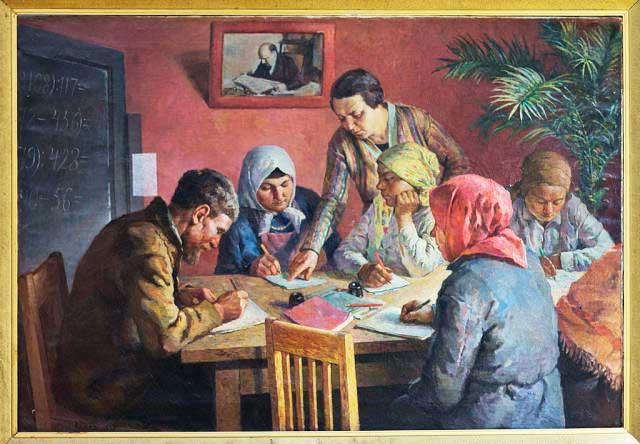 Советская-эпоха